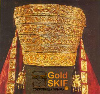 золото скифов