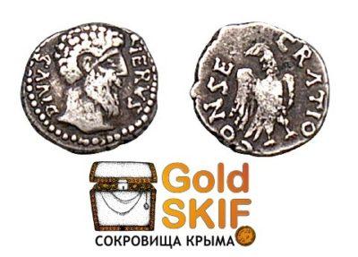 монеты скифов