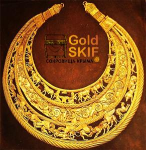 золотая пектораль