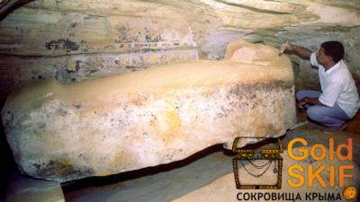 саркофаг Себекхотепа I