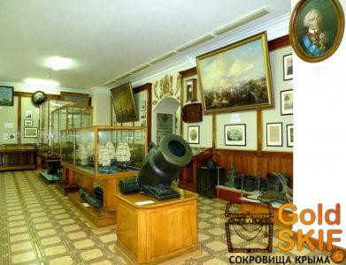 музеи Севастополя, Музей истории Черноморского флота