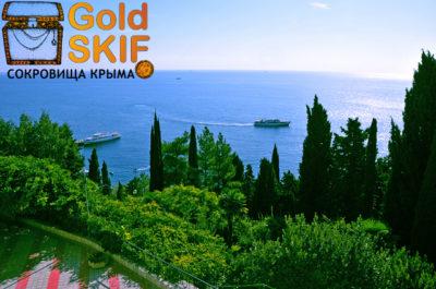 природа Крыма, Алушта, природа Алушты