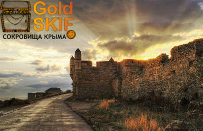 Керчь, крепость фото, Ени-Кале фото