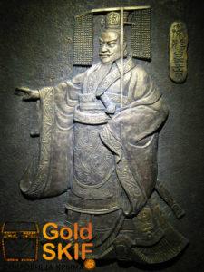 имератор, гробница императора, Цинь Шихуанди