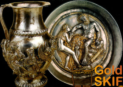 рогозенский клад, фракийский клад, клад фракийцев