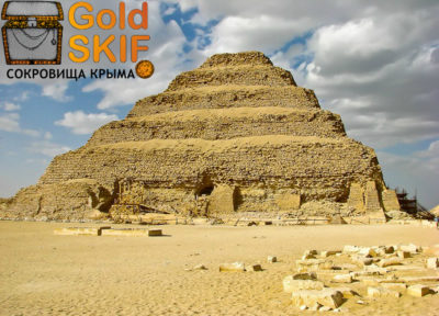 первая пирамида, пирамида Джосера, египетская пирамида