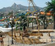 Аквапарк Голубой залив - Симеиз