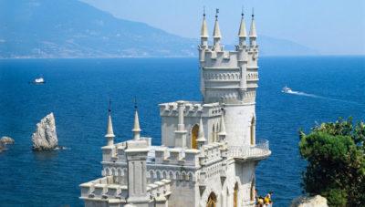 Ласточкино гнездо, Крым, Ялта