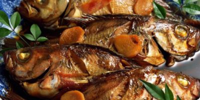 Рыба зажаренная