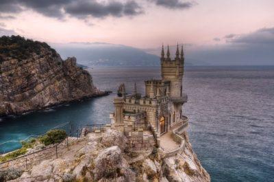 Замок Ласточкино гнездо - Ялта