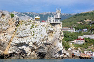 Ласточкино гнездо - Крым