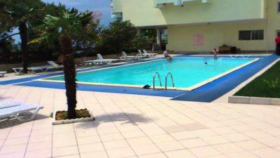 Гаспра (ЮБК), бассейн отеля Ай-Тодор