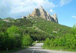 Гора Кузнец
