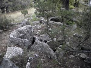 гробницы тавров