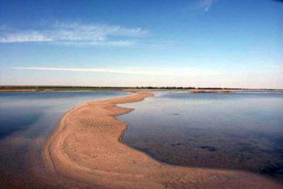 фото Крымского озера