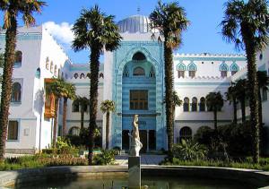 дворец Дюльбер
