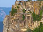 Бахчисарай пещерный город