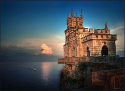 Крым-Ласточкино гнездо