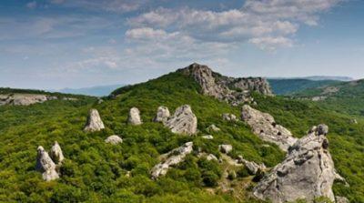Лечебные грязи в Крыму