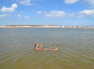 лечебные грязи Мойнакского озера