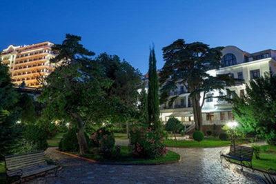 Гостиница, Ривьера Санрайз 4+* (Riviera Sunrise Resort & SPA 4)