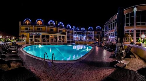 Гостиничный Комплекс Юлиана в Евпатории