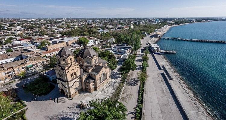 Евпатория (Крым) - лучший курорт на западе Крымского полуострова
