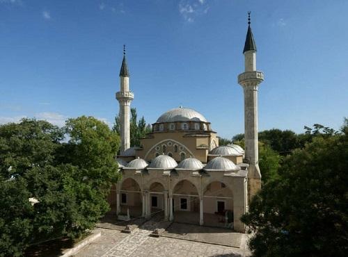Мечеть Джума-Джами - Евпатория