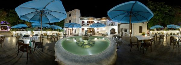 Отель «Mare-Nero» в Алупке