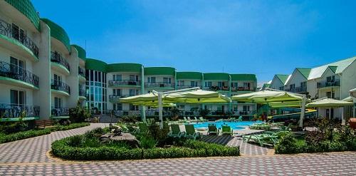 Отель Лиана в Евпатории