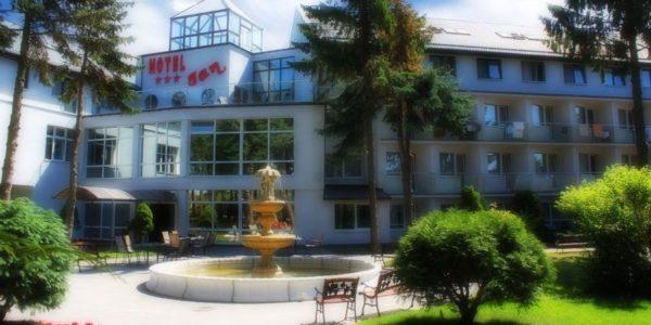Джанкой - отель Таврия