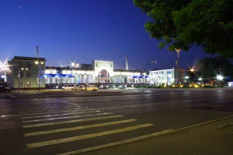 Джанкой (Крым) - город именуемый воротами Крымского полуострова