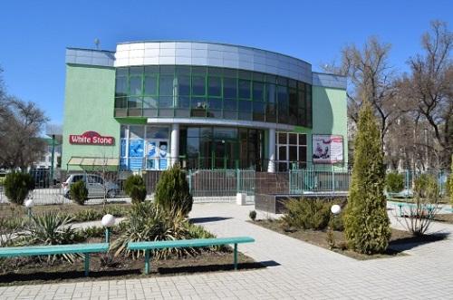 Гостиница Гузель, Белогорск