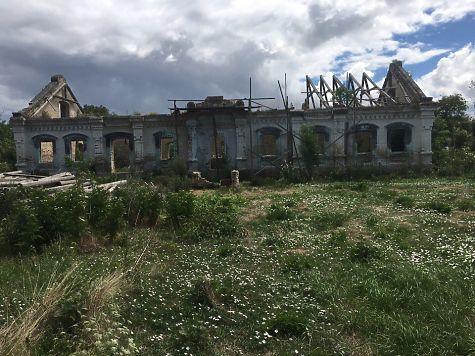 Усадьба Шатилова в Джанкое