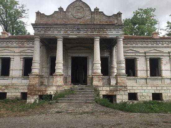 Усадьба помещика Шатилова в Джанкое