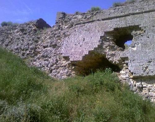 Перекопский вал и крепость Ор-Капу