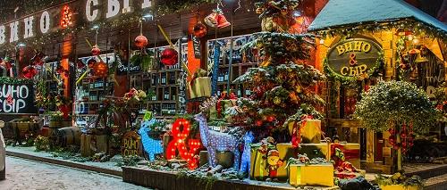 Новый год и Рождество в Крыму