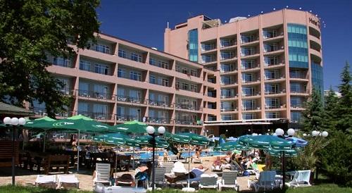 Отель Лилия в Песчаном