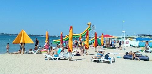 Пляж «Родничок»