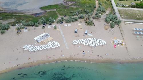 Пляж Супер Аква