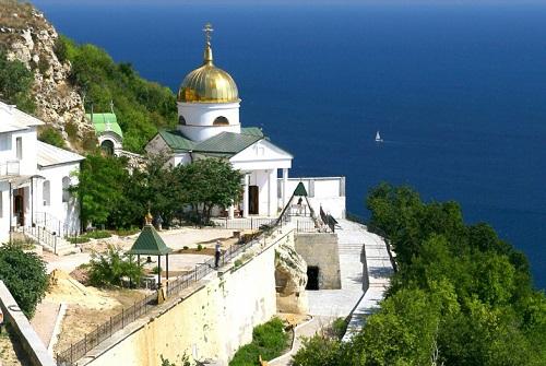 Свято-Георгиевский монастырь - Крым