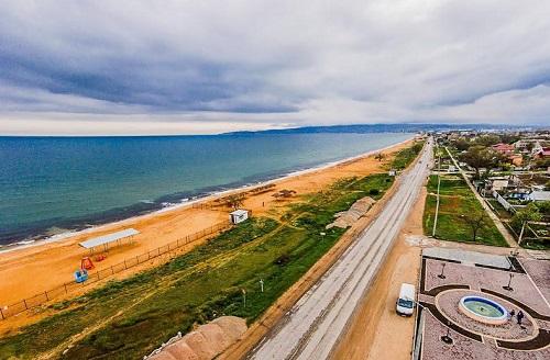 Береговое - Крым