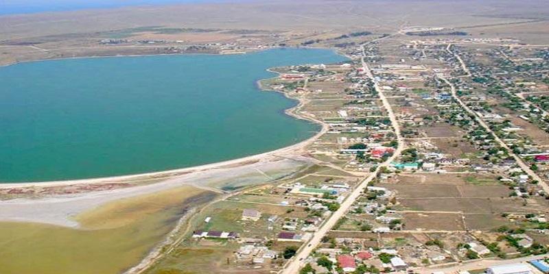 Село Оленевка в Крыму