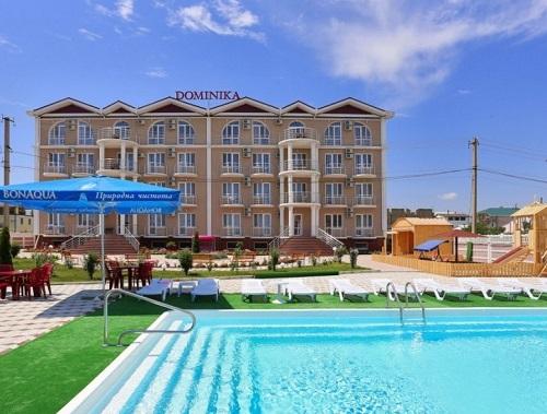 Отель Доминика - Береговое