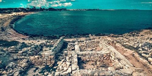 Калос-Лимен - древнегреческий город