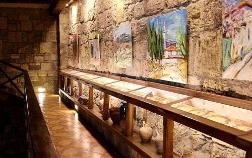 Гезлевские ворота - музей