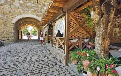 Гёзлёвские ворота - Евпатория, Крым