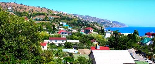 Солнечногорск - Крым