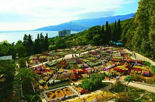Никитский ботанический сад, Никита, Крым