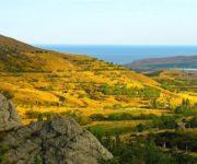 Курпаты - курортный поселок южного берега Крыма